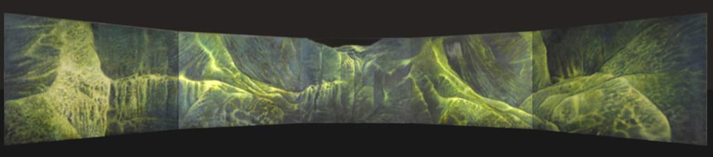 Crepuscule 114 x 730 cm