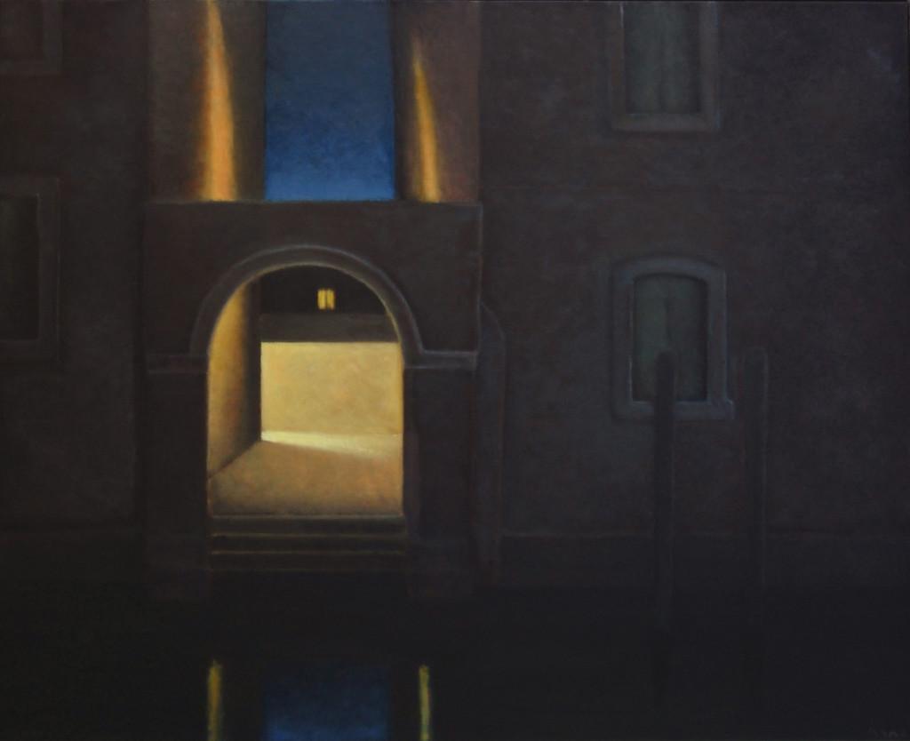 11.Sotoportego-nuit-81-x-100-cm-