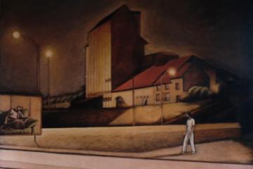 Les peintures de Bernard Bouin de 1990 à nos jours….