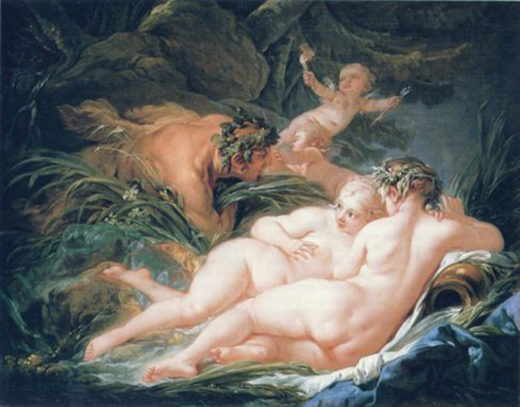 F.Boucher National Gallery Londres
